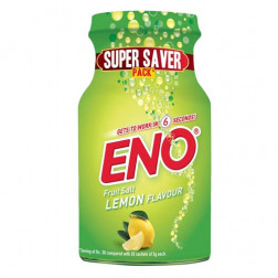 Eno Fruit Salt Lemon Flavor 100gm