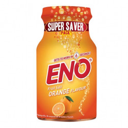 Eno Fruit Salt Orange Flavor 100gm