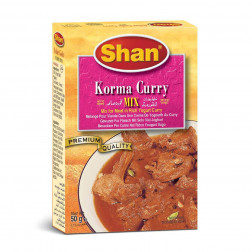 Shan Korma Curry Mix