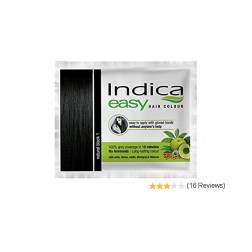 INDICA EASY HAIR COLOR BLACK