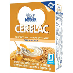 NESTLE CERELAC WHEAT HONEY( STAGE 2) 300GMS