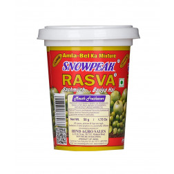 SNOW PEAK PAN RASVA 100 GMS Pack Of 2