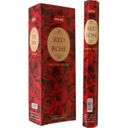 Hem Red Rose