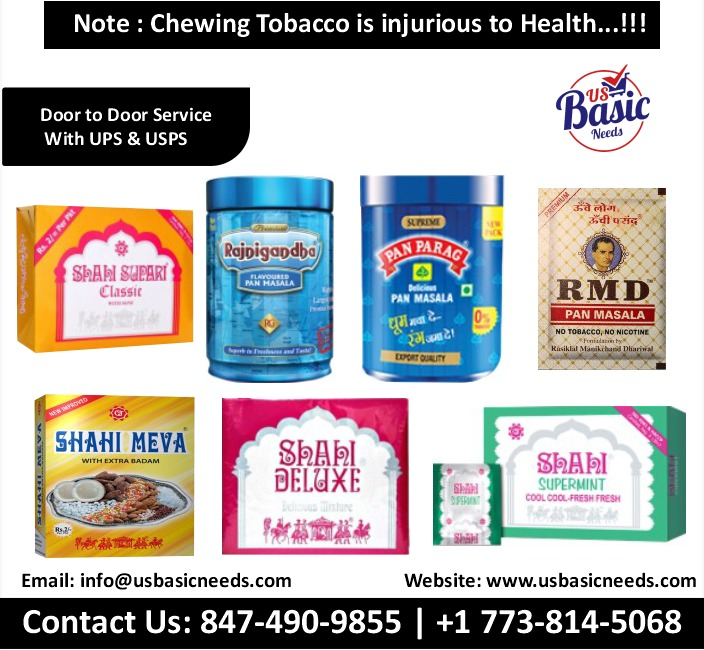 Mukhwas & Chewing Tobacco
